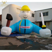 Take the tool event cartoon mascot giant inflatable boy