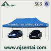 3X6 2014 New Aluminium hexagon polyester with pvc carport movable tent