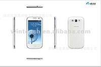 I9300 MTK6577 Dual Core 3G Dual Sim GPS Dual CameQHD screen 540*960 pixels MTK6577 Android 4.0 Smartphone with 5MP or 8MP camera