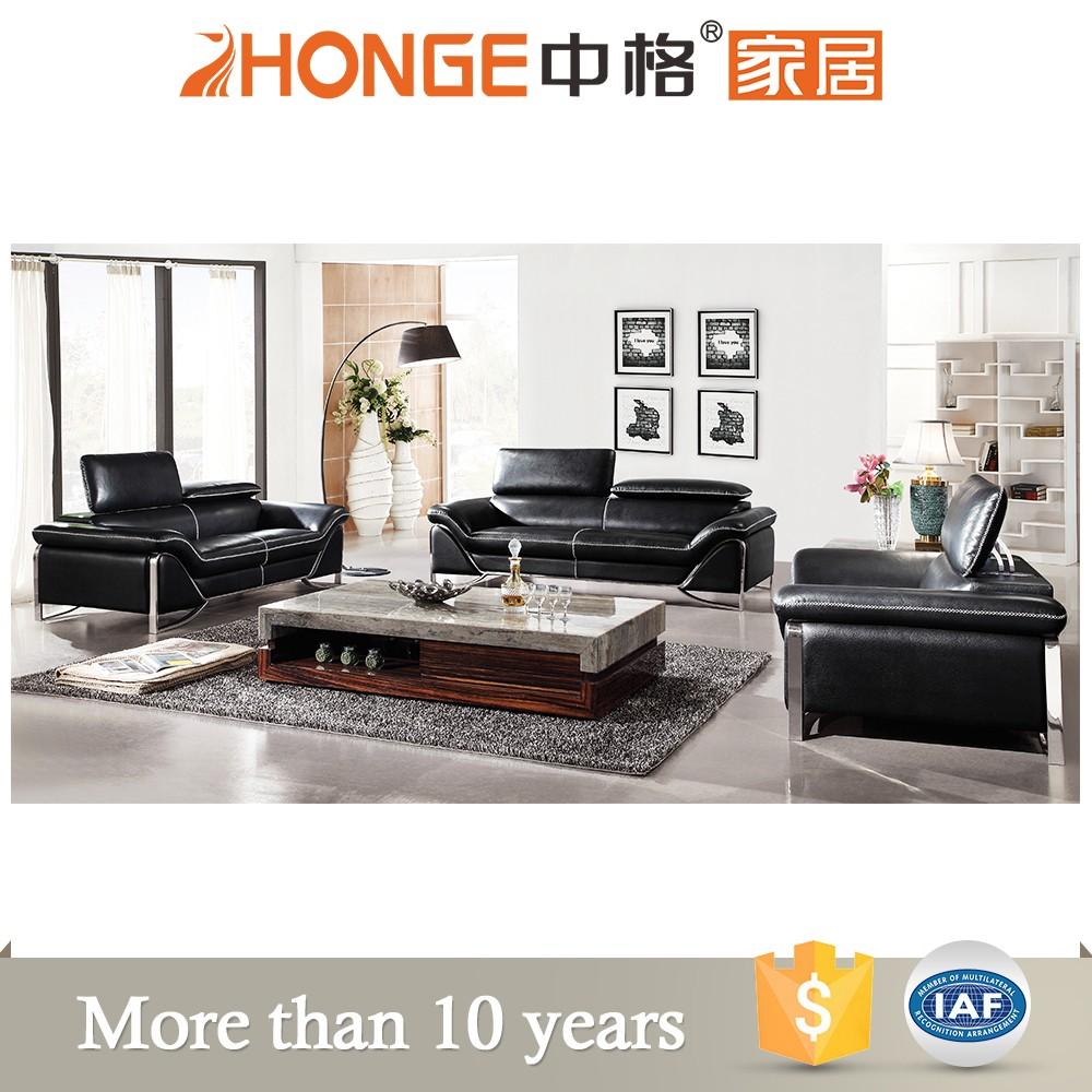 2016 new design recliner kuka leather sofa set designs in pakistan