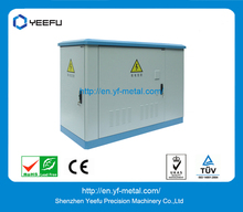 Customized IP55 Power Supply Cabinet,Electrical Enclosures, Telecom Cabinet