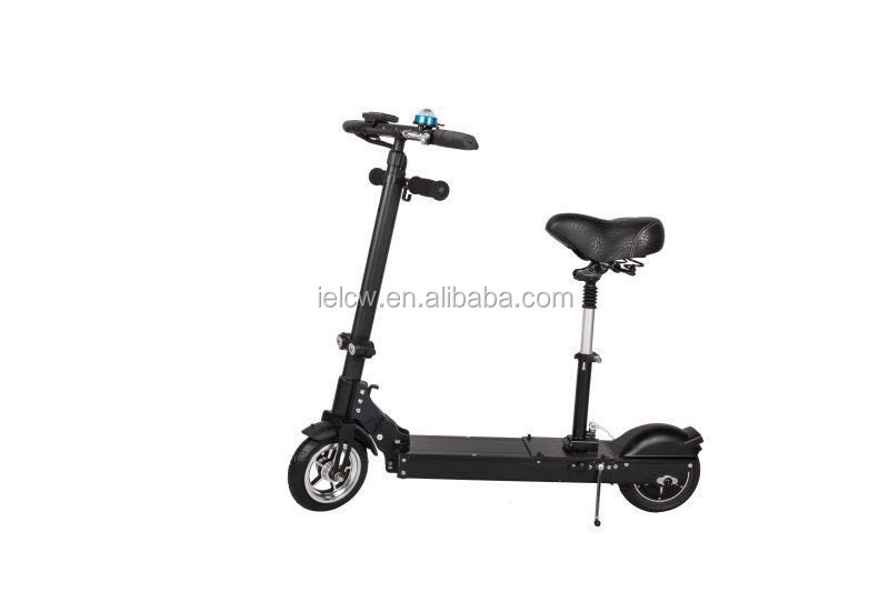 2017 350W Electric Folding E-Mini intelligent seat electric adult flicker scooter