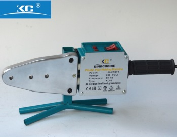 KC63-BI welding machine for ppr pipe and fittings