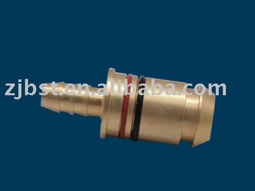 straight connector brass fittings for hose