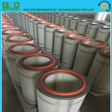 High Quality Pleated Cartridge Filter For Metal Processing Industry