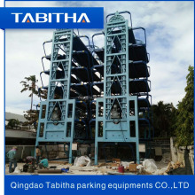 cheaper promotion custom CE car rotary parking system , automatic car parking system