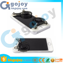2017 New Design fling mini joystick joy stick Joystick with Two Button and Sucker for iphone 7s