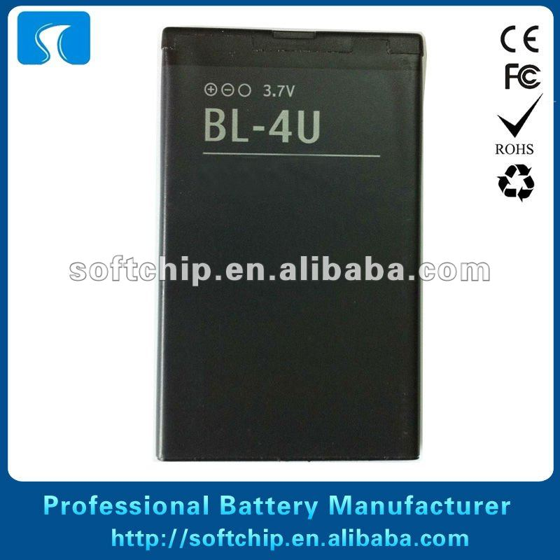 BL-4U Replacement Battery for Nokia