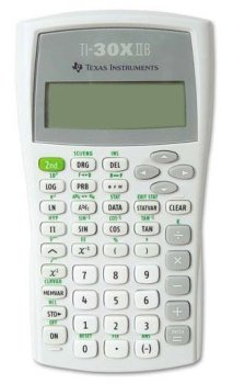 Refurbished TI-30X IIB Scientific Calculator