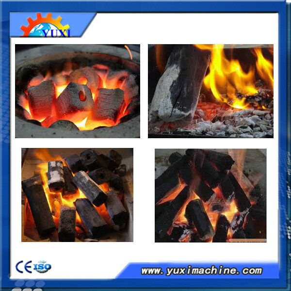 Bio coal briket machine, hydraulic briquetting machine, charcoal smoker
