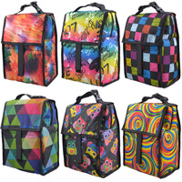 2016 Brand New Thermal Cooler Waterproof Picnic Storage Insulated Lunch Bag Portable Carry Tote
