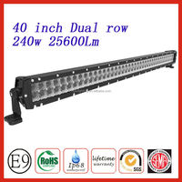 China factory 42 inch 200watt off road led light bars used for SUV for UTV for ATV,Offroad, for Ruck, for led lights