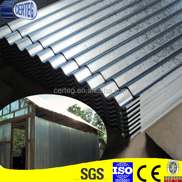 IBR Coated roofing sheet plates