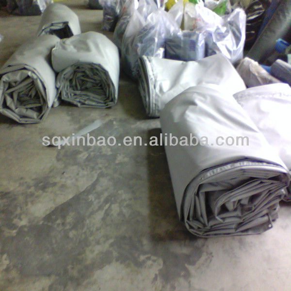650g waterproof pvc truck cover tarpaulin
