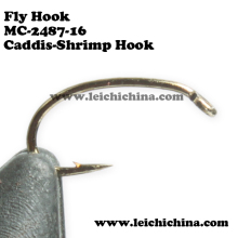 fly tying hooks Caddis-Shrimp Hook fly fishing hooks