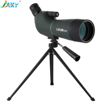 JAXY 20-60X60 High power wide view long range distance Angle Zoom Spotting Scope,target finder