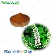 2016 high quality 100% nature black cohosh extract