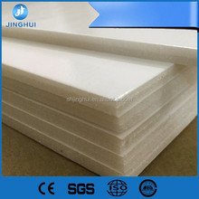 Low price moisture resistance and heat resistance factory solid pvc foam board
