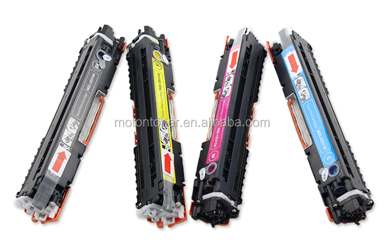 Color laser toner cartridge for HP CF350A CE310A