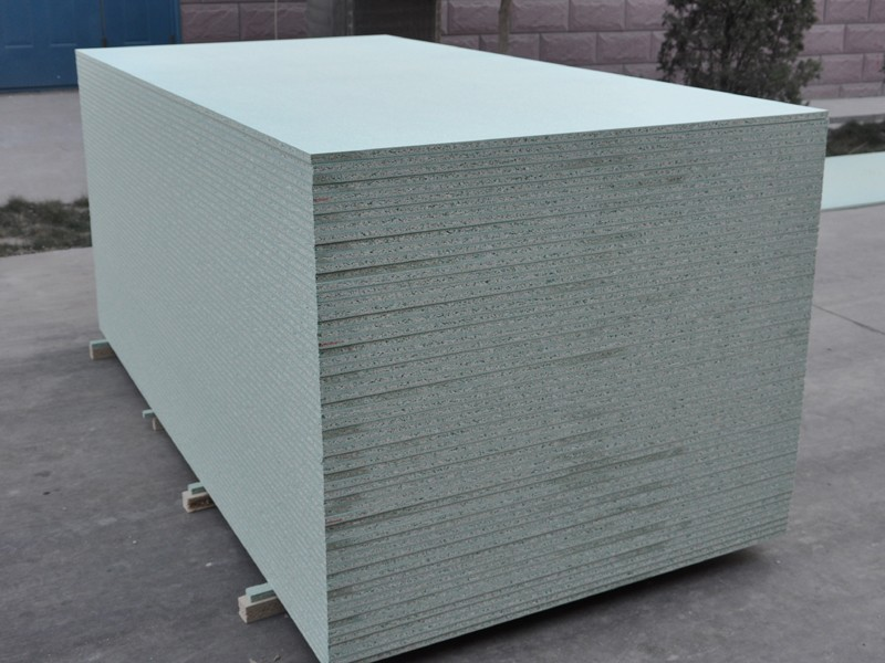 White Laminated Particle Board ~ Moisture resistant white melamine laminated particle