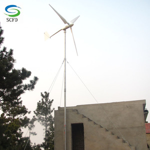 Portable mini wind mill wind power generator 5kw for farm homes