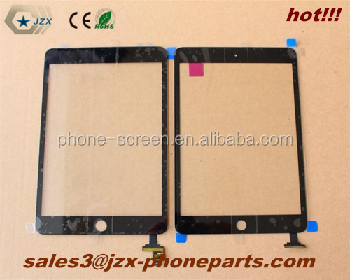 Factory price for ipad mini screen digitizer,ipad mini touch screen