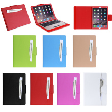 2016 new coming PU Leather Case with Keyboard & Card Slots for iPad Pro with Wake up/Sleeping Function , for ipad pro cover