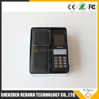 Hot Sell 4 SIM Cards 4 Standby Original H-mobile X8 Cell Phone