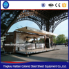 Shipping containers with hydraulic cafe For Mobile cafe bar design and food Kiosk booth for sale