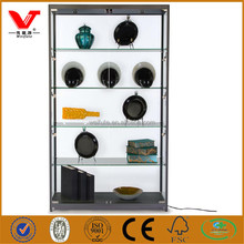 Yiwu shop glass display cases, award show cases display cabinet