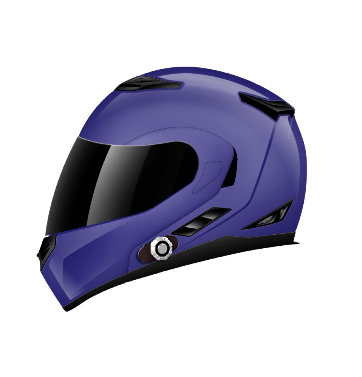 High Quality BM2-S Full face Motorcycle Helmet with built in Bluetooth Intercom