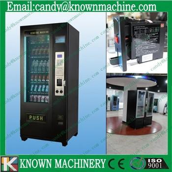 vending machine cans