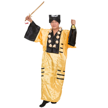Halloween Costumes Chinese Style Wizard Costume Fancy Dress Cosplay Costume For Men