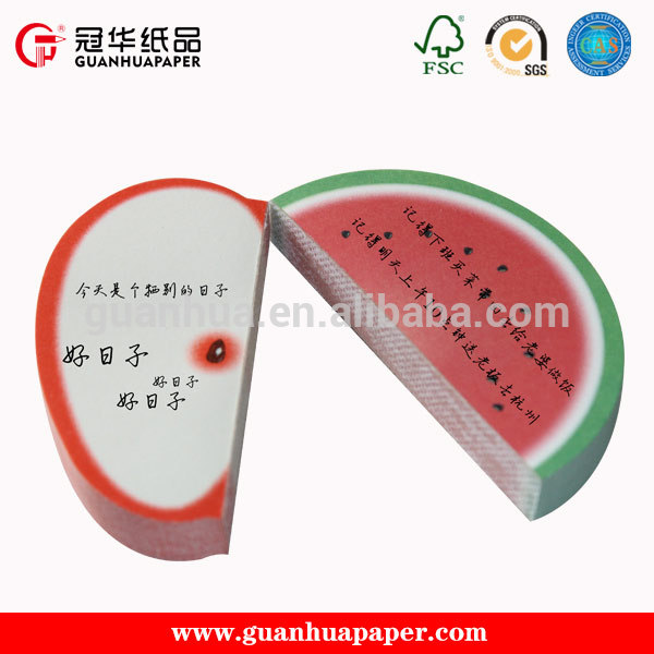 Top Quality Customized Promotion Sticky Note,Die Cut Sticky Note Pad,Sticky Memo Pad