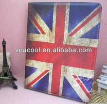 Flag PU Leather Case for iPad Air Case iPad 5 5th Gen Case