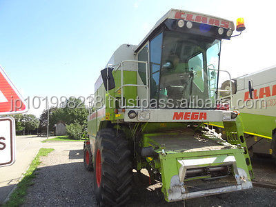 USED MACHINERIES - CLAAS DOMINATOR COMBINE HARVESTER (2878)
