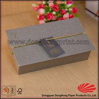 Design Elegant Factory Offer 5x7 cardboard paper gift box ON SALE!!!