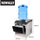 Water Cooler ice Maker Portable ice maker with water dispenser