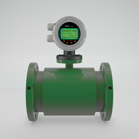 Integrate Electromagnetic Flow Meter For Paper