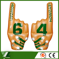 cheer promotion stick inflatable cheer hand