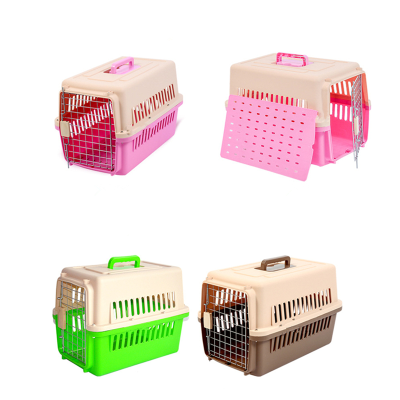 Medium Pet Kennels Small Dog Cages Pet Carrier Crate For Sale