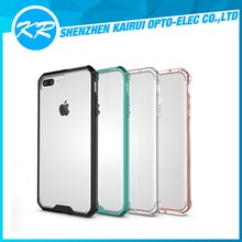 All Cell Phone Compatible Brand and TPU + PC Material Clear Case