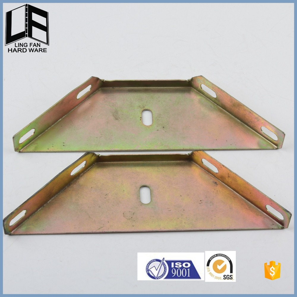 711 BoltOn to HookOn Bed Frame Conversion Brackets with