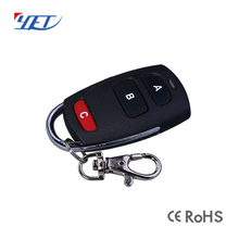 china universal garage door remote control rolling code 433.92 mhz