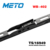 Automobile iron frame conventional wiper blades for cars