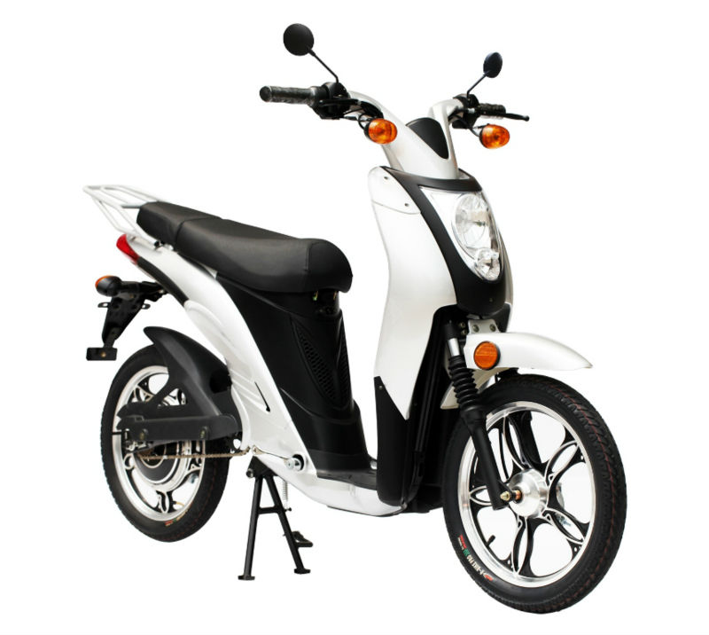 POWFU Windstorm - EEC eec electric three wheel scooter, original manufacturer of electrical scooter for sale