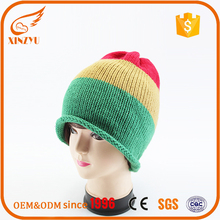 European fashion soft baby boys winter hat softextile knitted beanie cap