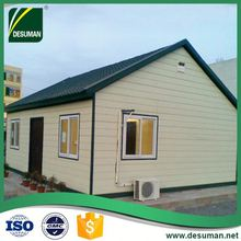 DESUMAN made in china high quality fire proof luxury ready made prefab houses villas