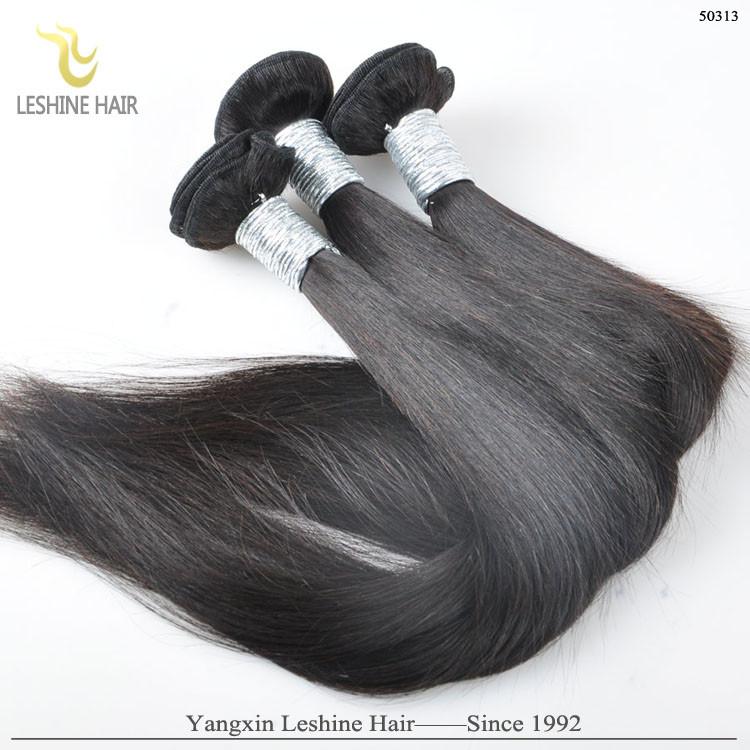 Nouveaux Produits Non Transformés Vierge Humain Des Indiens Remy Bande Cheveux