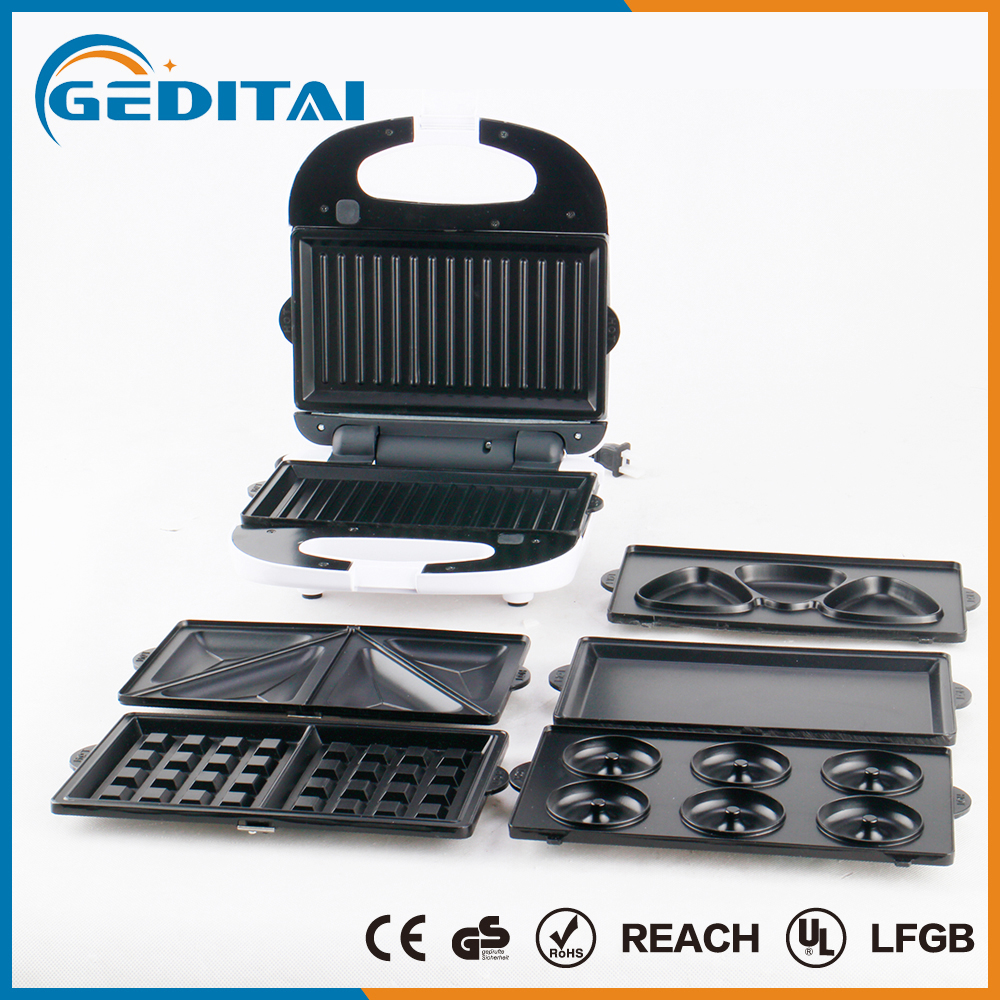 commercial sandwich maker , sandwich maker/donut maker , sandwich maker with changeable plate